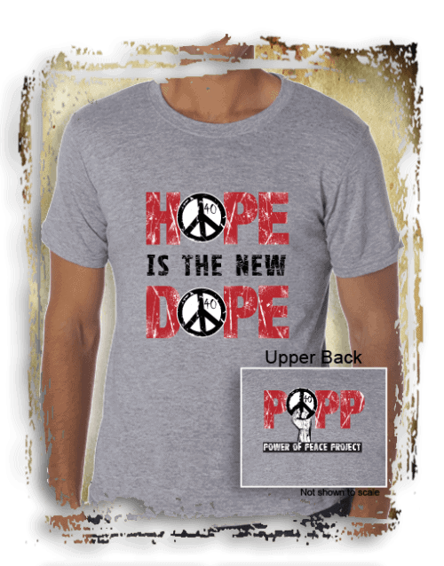 Hope is the New Dope T-Shirt