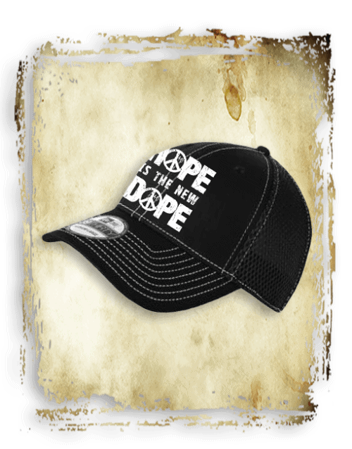 Hope is the New Dope Hat